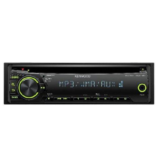 KENWOOD (ケンウッド) MP3/WMA対応 CDレシーバー [ KENWOOD ] RDT-161 B004GWN6QS