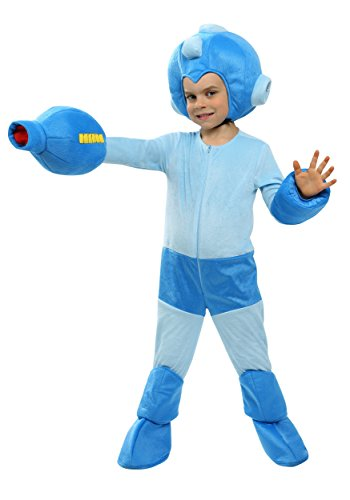 Toddler and Infant Mega Man Costume 4T - Kids Megaman Costume