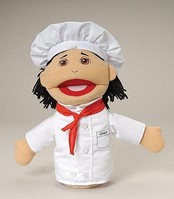 Marvel MTC-318 Mtc318 Chef Multi Ethnic Career Puppet