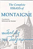 Image of The Complete Essays of Montaigne