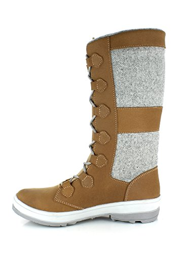 Toit Pierre Femme Chaussures de randonnée Brandy ENwcfD2XW
