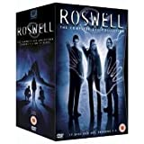 Roswell: The WB Series - Complete Seasons 1, 2 & 3 + DVD Exclusive Special/Bonus Features (17 Disc Box Set) [DVD]