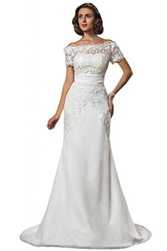 da Abito Bianco Sunvary Donna sposa wRXU6pqFn