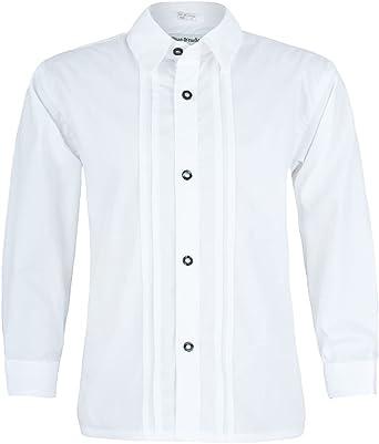 Isar-Trachten Thomas 48200 - Camisa para traje regional ...