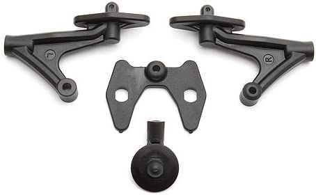 Associated 91433 Wing /& Rear Body Mount for RC10B5