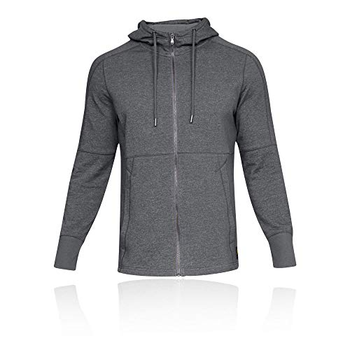 Under Armour X Project Rock Hawaii USA Hoodie - Large - Grey