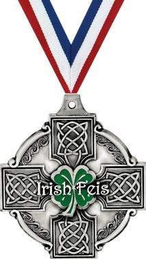 Irish Feis Medals – 2