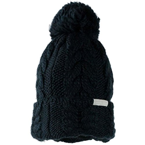 Obermeyer Cable Knit Hat - 1