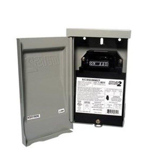 80315 - Mars OEM Non-Fused Disconnect Shut Off Box 60 amp: Amazon.com:  Industrial & ScientificAmazon.com
