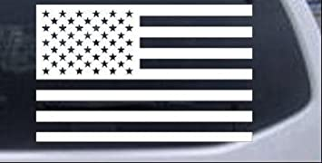 Amazoncom American Flag Military Car Or Truck Window Or Laptop - Military window decals for cars