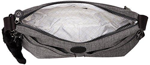 Grey Handbags Women's Grey Cotton Izellah Kipling twF0qq