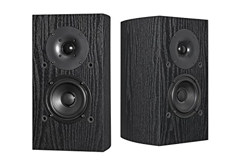 "Pioneer SP-BS22-LR Andrew Jones Designed Bookshelf Loudspeakers(7-1/8"" x 12-9/16"