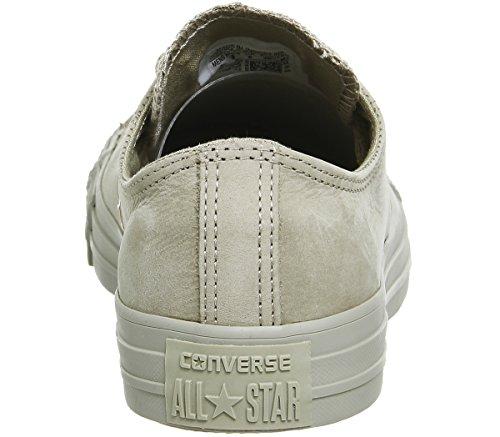 Converse Chuck Taylor All Star Mono Bue, Unisex - Sneaker Erwachsene Kaki In Oro Rosa Esclusivo
