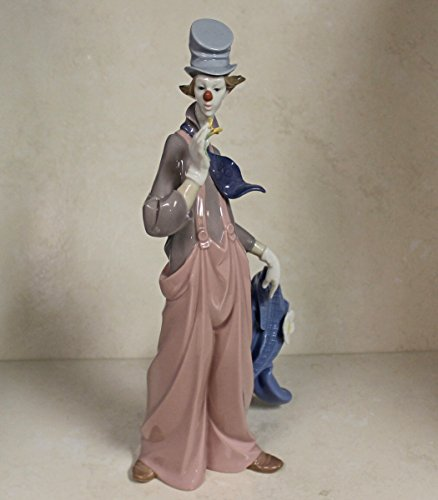 Lladro Retired a Mile of Style #6507