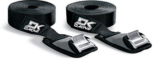 Dakine Baja Tie Down Straps - 12' - Black