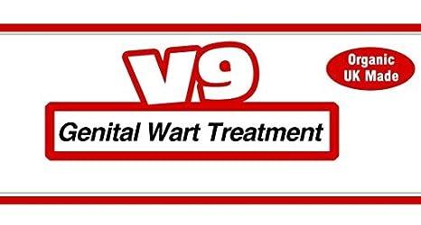 Tratamiento De Verrugas Genitales V9 Reino Unido Hecho Con Ingredientes Naturales y Orgánicos 10 ml: Amazon.es: Salud y cuidado personal