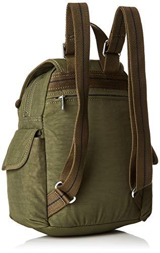 Kipling C Vert City Sacs Pack Mini jaded Dos À Green zxr4zqwZY