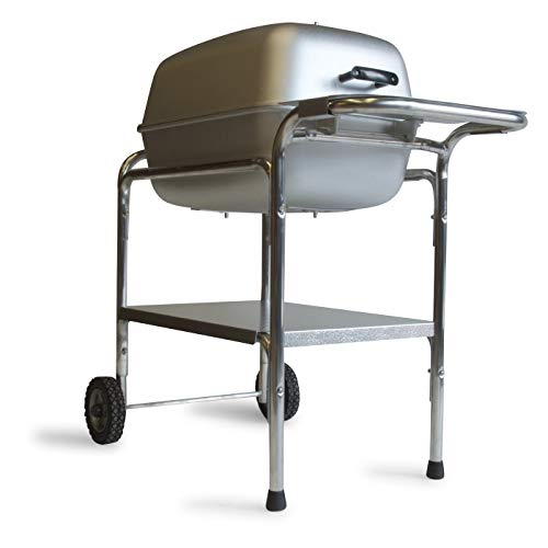 PK Grills PK Original Outdoor Charcoal Portable Grill & Smoker Combination