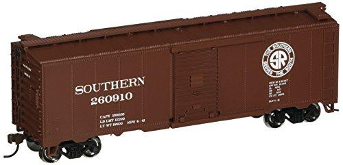 Bachmann Trains Southern (Look Ahead Look South) 40' Box Car-Ho Scale -