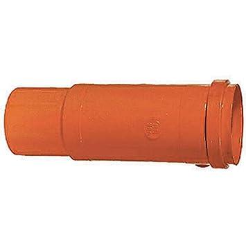 Juntas de dilatación de PVC rojo diámetro 80: Amazon.es: Bricolaje y herramientas
