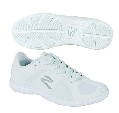 Zephz Stratoscheer Shoe WHT/GREY xMpTL0uT9z