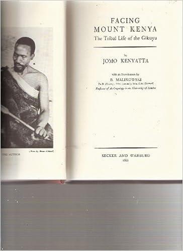 Kenya download free e books best sellers ebook download facing mount kenya the tribal life of the gikuyu chm 0404146767 fandeluxe Choice Image