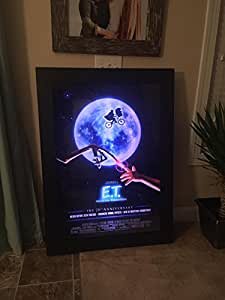 Amazon.com: Movie Poster Light box Display Frame Cinema