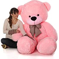 Teddy Bear for Girls 3feet ,Pink Teddy Bears, tady Bears Toys Big Size Latest (Pink, 3ft)