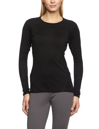 Smartwool - Camiseta para mujer negro (schwarz)