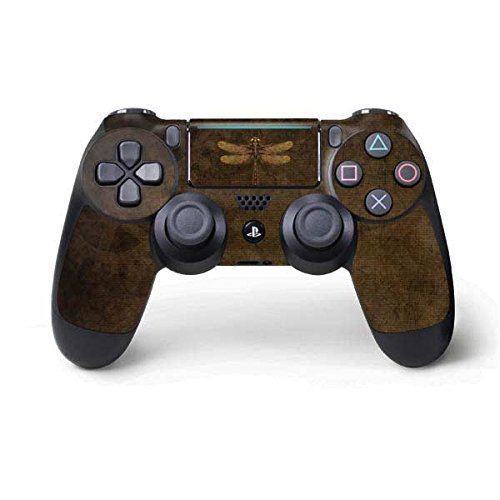 Fantasy & Dragons PS4 Pro/Slim Controller Skin – Steampunk & Gear Dragonfly