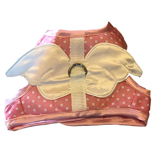 Eclectic Blackbird Dog Costume Harness, Small with Squeaky Toy (Fairy (Fairy Princess Pet Halloween Costume)