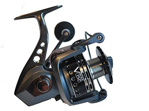 - Wave Spin Vision 65 Spinning Fishing Reel (American Technology)
