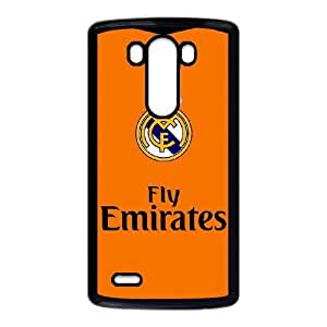 LG G3 Phone Case Real Madrid Cover Personalized Cell Phone Cases NGA955502