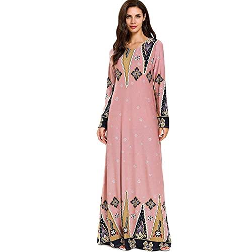 WLOPE ABAYA 두바이 터키 이슬람 이슬람 드레스 CAFTAN KAFTAN 라마단 ELBISE 드레스 가운