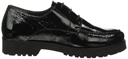 Negro Negro 001 de Cordones Mujer para Elena g1 Semler Brogue Zapatos 2 xPnz7qA