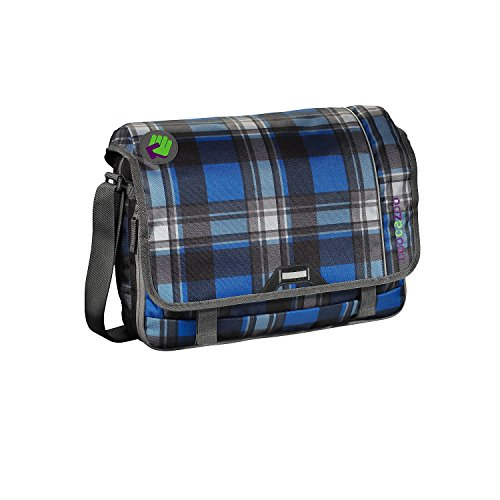 Coocazoo Shoulder Bag HangDang Scottish Check multicolore