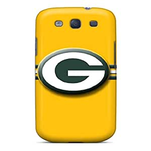 Shockproof/dirt-proof Green Bay Packers Covers Cases For Galaxy(s3)