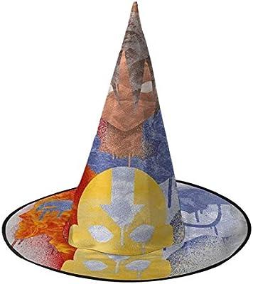 OJIPASD - Sombrero de Bruja de Cuatro Naciones Avatar el último ...
