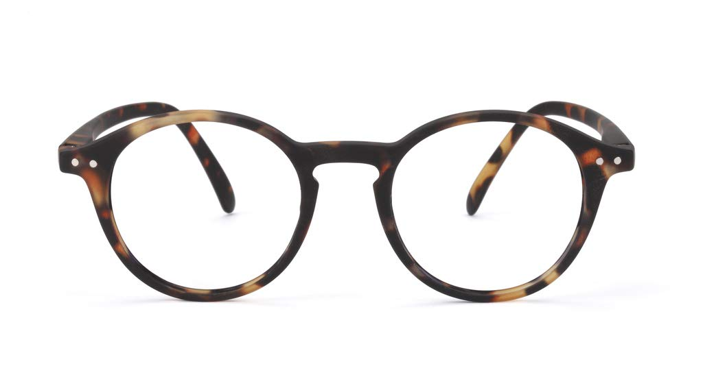 Izipizi #D LetmeSee Reading Glasses Tortoise Diopter +1.5