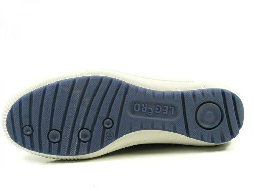 Legero 00820 7 BLAU Flats Womens Tanaro Tanaro Up Lace qqprH5xw