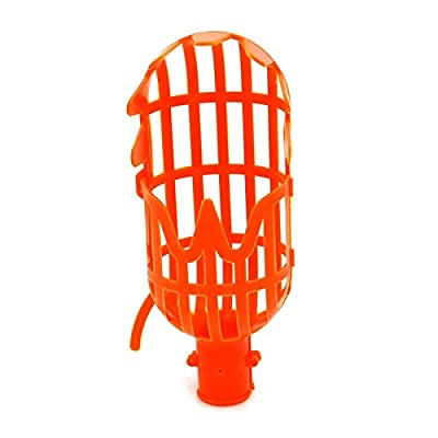 High Altitude Fruit Picker No Pole 1Piece Plastic Picker Without Pole Fruit Catcher Picking Tool Garden : Garden & Outdoor
