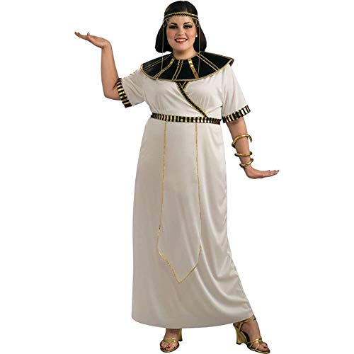 Rubie's Costume Co Women's Plus Egyptian Girl Costume]()