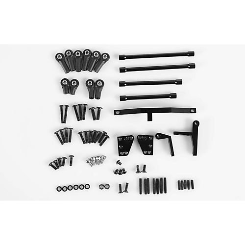 - RC4WD RC4ZS0565 3 Link Kit, Front Axle with Panhard Setup:TF2