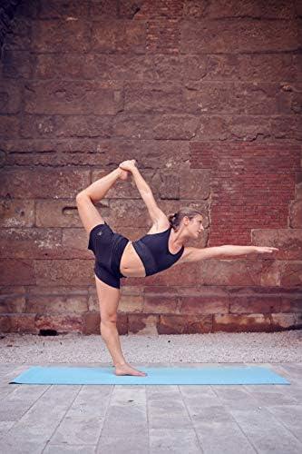 Southern Shores Esterilla de yoga antideslizante de caucho natural – Ocean Mat, ecológica, con certificado FSC, 183 x 61 cm 25