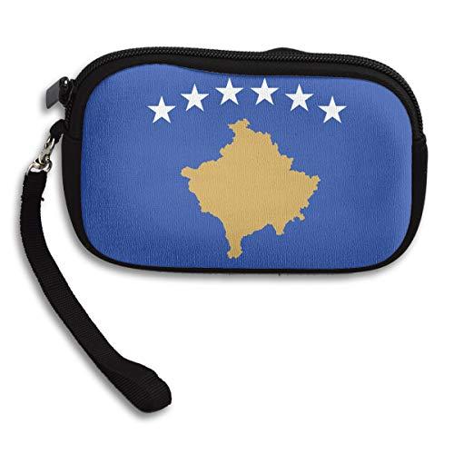 Purse Flag Printing Deluxe Small Bag Receiving Of Kosovo Portable XXxqzZBw