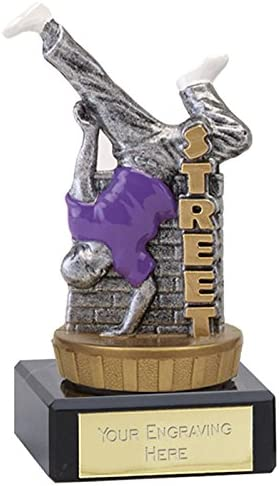 Trophy Go Karting 9.5 cm Free  Engraving up to 30 Letters