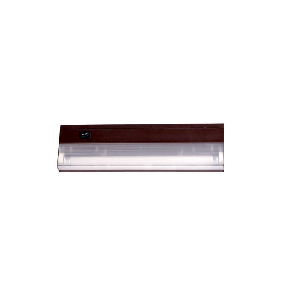 Acclaim UC12BZ Fluorescent Undercabinets Collection 1-Light Light Fixture, 12