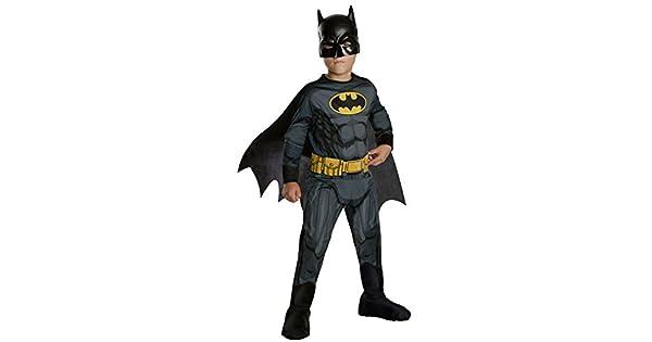 Amazon.com: Disfraz de Batman para niños (M): Clothing
