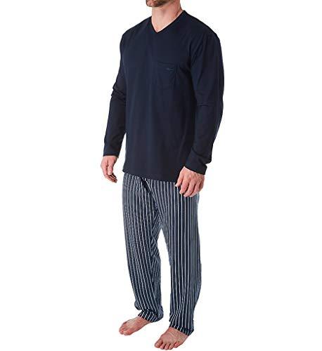 Calida Herren Relax Imprint Zweiteiliger Schlafanzug
