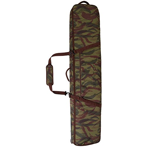 Burton Wheelie Gig Bag - Men's Brushstroke Camo 156 by Burton